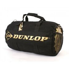 Dunlop Retro Sports Duffle Gym Bag Weekend Flight Work Travel Holdall Shoulder
