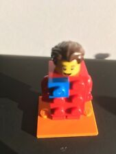 LEGO Mini figura SERIE 18 Red Brick COSTUME BOY