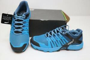 New Inov-8 RocLite 305 Men's Trail Running Shoes Standard Fit 8 Blue Black