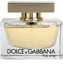 THE ONE BY DOLCE & GABBANA 2.5 oz / 75 ml EAU DE PARFUM SPRAY WOMEN TST