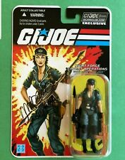 GI Joe Collectors Club Convention Joecon Exclusive Night Force Lady Jaye