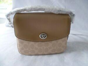 Coach Cassie Crossbody Leather Bag BNWT