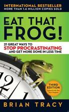 Eat That Frog!: 21 Great Ways to Stop Procrastinating by Brian Tracy (Paperback)