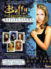 BUFFY REFLECTIONS PROMOTIONAL SELL SHEET