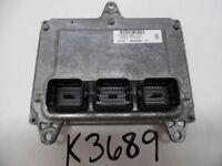 09 10 11 HONDA CIVIC 1.3L COMPUTER BRAIN ENGINE CONTROL ECU ECM EBX MODULE K3689