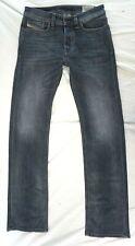 NWT DIESEL Men's Viker 0885K Regular Straight Denim Jeans 29 x 32