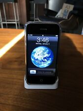 Apple iPhone 1st Generation (2G)   8GB   Black   A1203