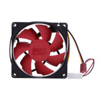 Durable 80mm 2200RPM Silent Computer PC 3 Pin Case Cooling Fan Cooler DC 12V HOT