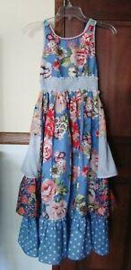 girls MATILDA JANE Clothing sundress dress size 10 never worn w/tag
