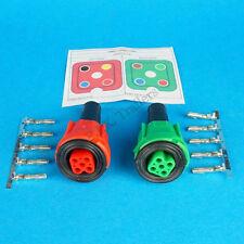 LH & RH Radex Plug & Pins & diagrama para 2800 2900 5800 6400 6800 Lámpara Luz