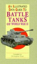 An Illustrated Data Guide to Battle Tanks of World