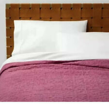 Opalhouse Magenta Garment Washed Quilt ~ Full/Queen NIP