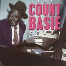 The Count Basie Story Proper Box Set 4 CDs Jazz Piano Big Band Swing Music 2001