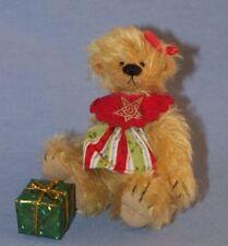"DEB CANHAM  ""NOELLE""    CHRISTMAS BEAR"