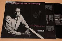 CLAUDE MICHEL SCHONBERG LP AUTANT D'AMOUR EN UNE SEULE FOIS 1°ST ORIG FRANCE EX