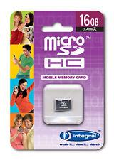 Integral 16GB Micro SDHC Card Micro SDHC memory Card High Capacity