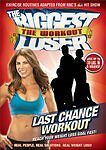 The Biggest Loser The Workout - Last Chance Workout DVD 2009 - NEW SEALED