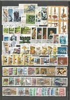 DDR 1980 gestempelt komplett mit allen EinzelmarkenSuper Stempel