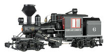 Bachmann G Scale 85093 Clear Lake Lumber Company #6 - Two-Truck Climax