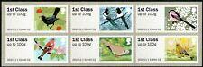 Great Britain 2011 Post & Go Birds II set of 6 MUH