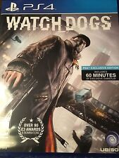 Watch Dogs (Sony PlayStation 4, 2014) FAST SHIPPING