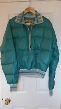 New listing Vintage 1970s Rei Down ski jacket Coat Puffy puffer pullover zipper mens Large