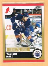 2010-11 Score Gold Rookies & Traded Taylor Hall RC #560 Edmonton Oilers