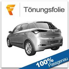 Passgenaue Tönungsfolie Hyundai i20 5 Türer Bj ab 2014