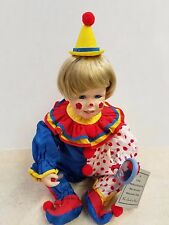 """Bobby Doll by FayZah Spanos (Danbury Mint """"Clowning Around"""" Collection)"""