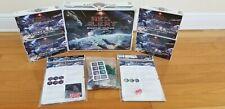Red Alert - Space Fleet Warfare Boardgame Kickstarter Version with all Add-ons