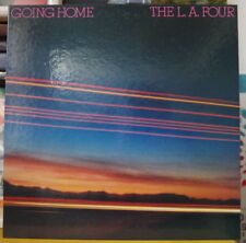 THE L.A. FOUR GOING HOME JAPAN PRESS LP EAST WIND RECORDS 1977