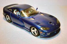 Dodge Viper GTS Coupe • Bburago • 1:18