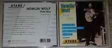 Howlin' Wolf - Poor Boy - UK CD