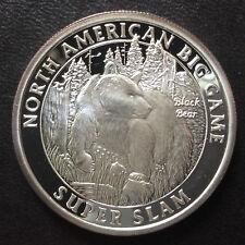 North American Hunting Club Black Bear Super Slam Silver Medal A4350
