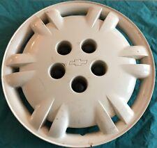 """WHITE 15"""" 1995 1996 1997 1998 1999 2000 2001 Chevy Lumina HubCap Wheel Cover OEM"""