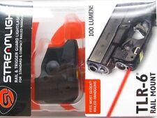 STREAMLIGHT Tactical TLR-6 LED Flashlight Weapon LASER Light for Glock! 69290