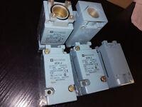 Telemecanique Schalter Endabschalter Positionsschalter XCK-J  ca. 4x4x9 cm