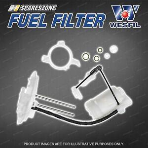 Wesfil Fuel Filter In Tank Filter for Mazda CX-9 3.7L V6 TB Petrol CA 24V FWD