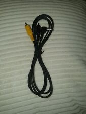 Genuine Sony 3.5mm Jack to Stereo RCA Cable