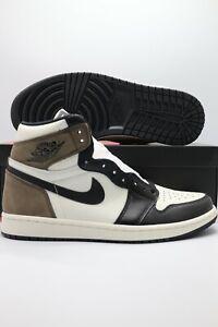 Jordan 1 Retro High OG Dark Mocha | Authenticity Guaranteed : eBay