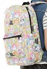 """BANANYA"" (The Cats Who Live In A Banana) All Over Print Backpack New!"