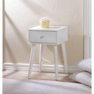 ACCENT TABLE MODERN CHIC SIDE TABLE