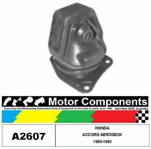 Engine Mount A2607 REAR FOR HONDA ACCORD AERODECK 1989-1993