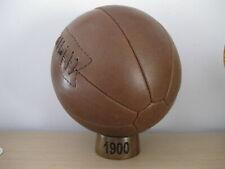 Soccer Ball Football From The Beginning 20th Xx Century (1900) Pre Adidas