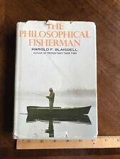 The Philosophical Fisherman by Blaisdell 2nd Printing ©1969 Vg+