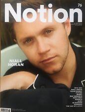 NOTION Magazine #76 Niall Horan One Direction Rita Ora Clean Bandit Mac DeMarco