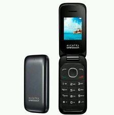 Alcatel 1035x 10.35 Noir - débloqué 2G à rabat téléPhone - Sim bon marché