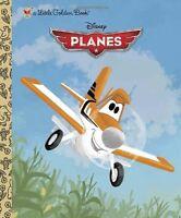 Disney Planes Little Golden Book (Disney Planes) by Klay Hall