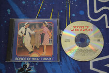Time Life Songs of World War II Rare OOP