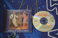 Time Life Songs of World War II Rare OOP